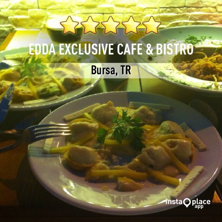 Edda Exclusive Cafe & Bistro